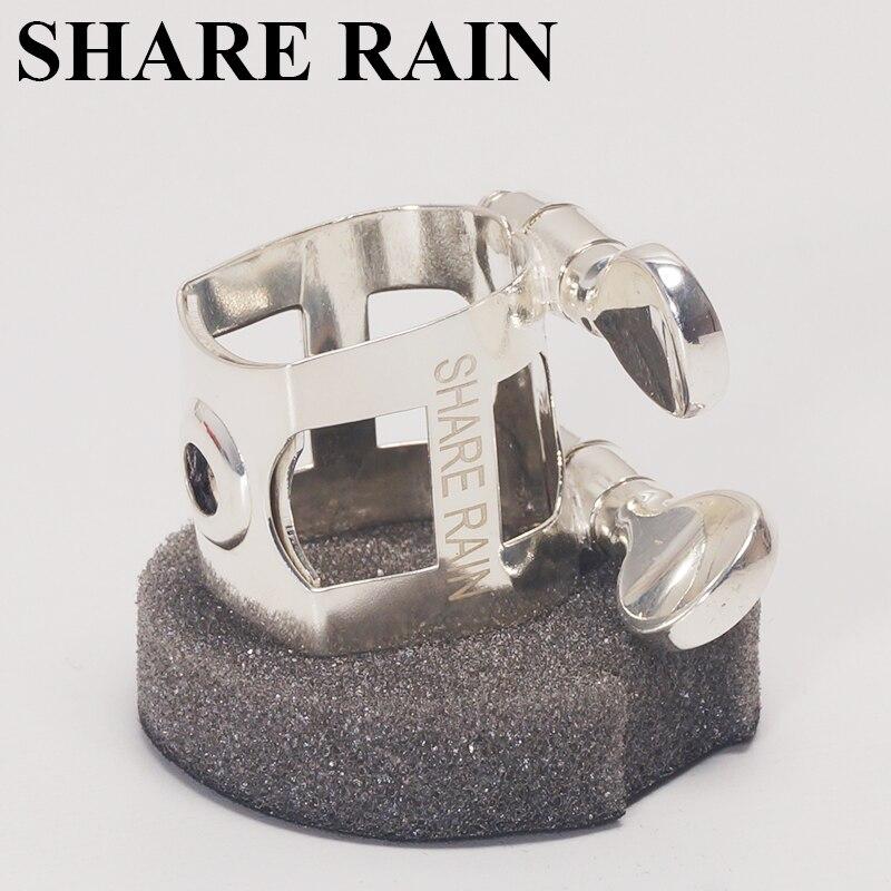 SHARE RAIN Eb Alto Metal Beechler Mouthpiece Appropriative Metak Ligature