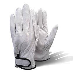 Бесплатная доставка Лидер продаж D Класс ультратонкие свиной кожи рабочие перчатки оптовая продажа