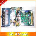 DIY arcade game kit  jamma game pcb 60 in 1+28pin Wire harness+POWER SUPPLY  for CRT /LCD 60 in 1 arcade video game machine