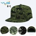 Камуфляж snapback шапки женщины и мужчины лето открытый армия зеленый бейсболки