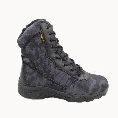 Camouflage Outdoor Armee Stiefel männer Military Wüste Taktische Boot Schuhe Herbst Wandern Sport Arbeit Schuhe Bergsteigen Schuhe