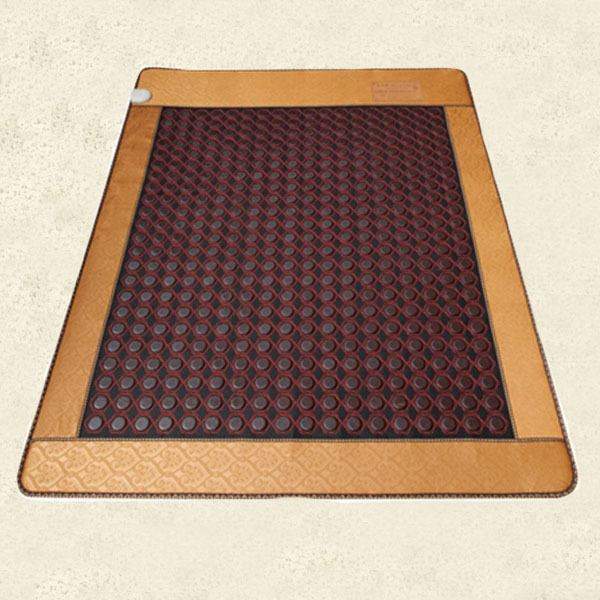 Hot Sale Magnetic Therapy Mattress for Back Pain Jade Mattress Made in China 1.2X1.9M Free Shipping 2016 hot thermal therapy heating mattress massager for bed jade mattress made in china free shipping size 1 2x1 9m for sale