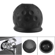 Универсальный 50 мм фаркоп шаровая крышка буксировочная сцепка караван прицеп защита стайлинга автомобилей