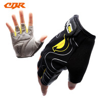 2016 Summer Half Finger Cycling Gloves Nylon Mountain Bike Gloves Breathable Sport Guantes Ciclismo Bicycle Cycling