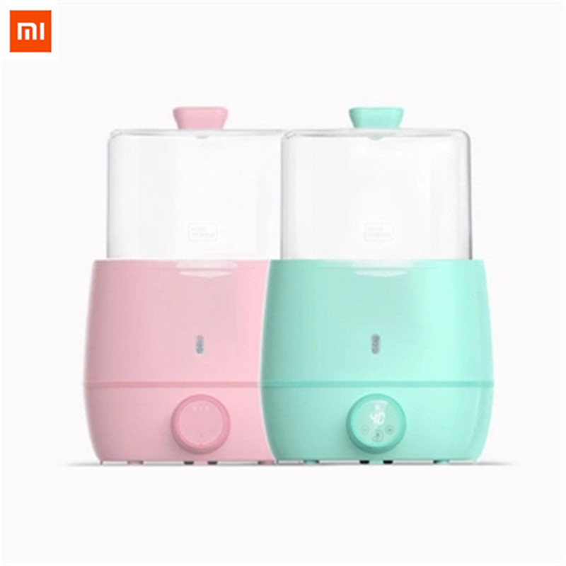 Xiaomi Kola Mama Bottle Warmer Multifunction Baby Milk Heating Smart Milk Bottle Sterilizer Thermostat Disinfection Food