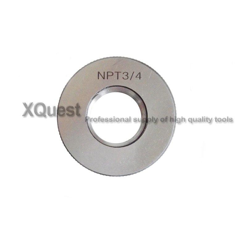 Pipe thread ring gauge NPT 1 16 1 8 3 8 1 4 1 2 3
