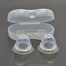 1 пара аспиратор для сосков, съемник для лечения ниплет, коррекция сосков