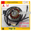 loncin zongshen stator 250cc cb250 Engine dirt pit bike atv quad parts accessories magneto coil kayo bse free shipping
