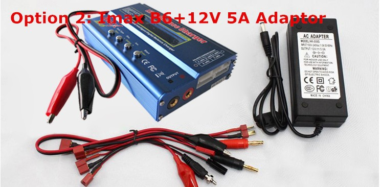 IMAX b6 b6ac цифровой жк липо никельные 2 s - 6 s же аккумулятор зарядное устройство + адаптер