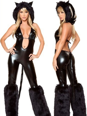 Costumes Kigurumi Carnival Costume Free Shipping 2017 Leather Halloween Cosplay Game Service Ds Lead Dancer Clothing Coverall