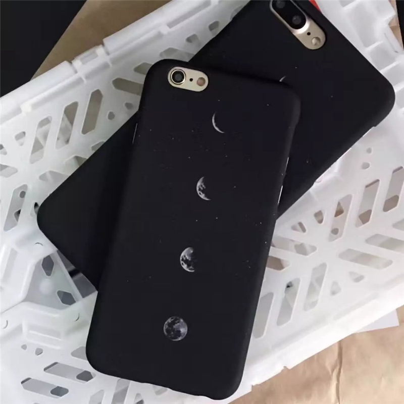 For iphone 6s 6 s case fashion japan fujiyama moon eclipse for iphone 7 6 6s Plus case covers Plastic hard shell free shipping