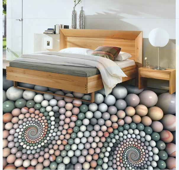 D Wallpaper Custom Mural Beauty Abstract The Three Dimensional Jade - 3 dimensional floor tiles