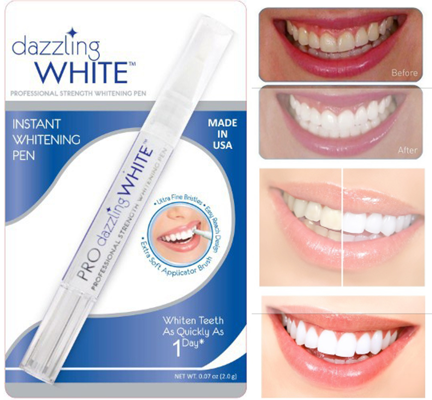 1pcs Dental Teeth Whitening Tooth Cleaning Rotary Peroxide Bleaching Kit Dental Teeth Whitening Pen Blanqueador