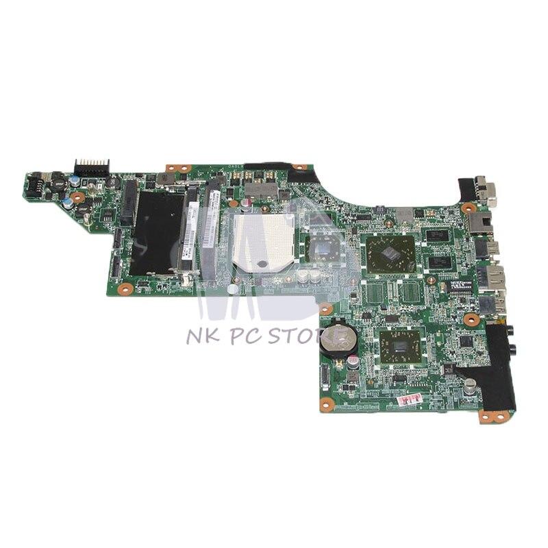 630833-001 For HP Pavilion DV7-4000 Laptop Motherboard DA0LX8MB6E1 Socket S1 DDR3 Free CPU HD5470 Video Card