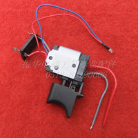Free Shipping Single Pc Speed Switch 192FA Apply To Makita 10 8V Lithium Battery Charge Drill