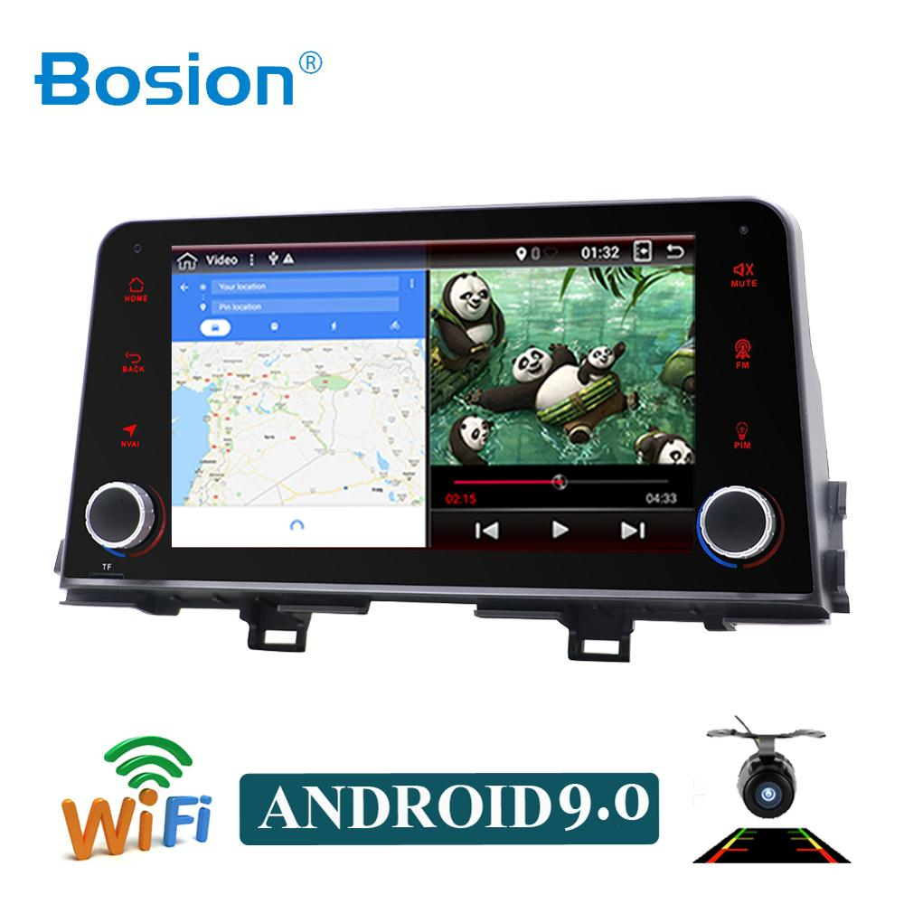Bosion 8 Android 9 0 Touch Screen Special 1 din Car DVD for Kia Picanto 2017