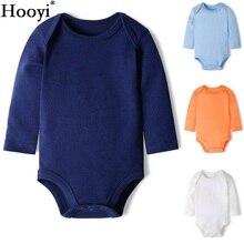 Girls Jumpsuit Newborn-Clothes Premature Baby Boys Shirt Clothing Long-Sleeve 100%Cotton