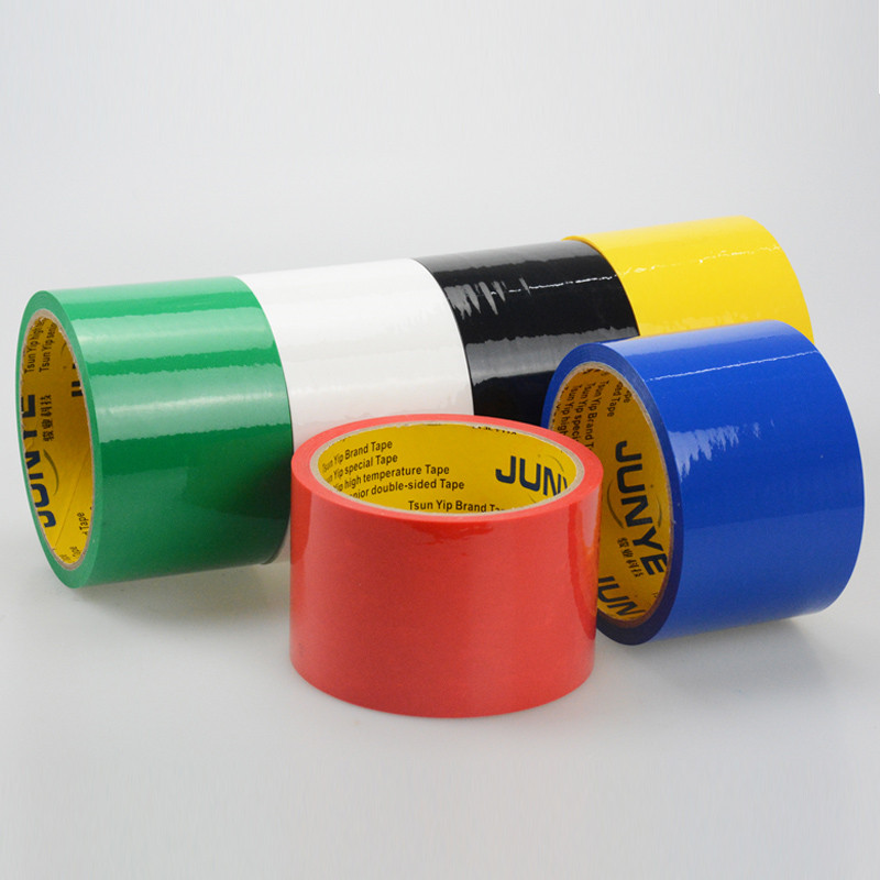 1 Roll 40 Meter Color sealing tape OPP sealing tape packing label Clear Carton Box Sealing Packaging Tape Office Adhesvie Tape deli sealing tape transparent packing packing tape strong viscosity convenient practical sealing tape