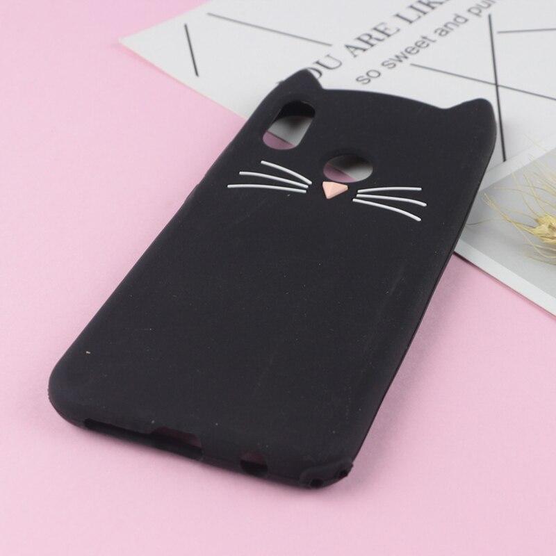 Phone Bags & Cases Izyeky Cute Love Heart Back Cover For Huawei Nova 3 3i 3e Case Soft Silicone Coque For Nova3 Nova3i Ine-lx2 Ine-lx9