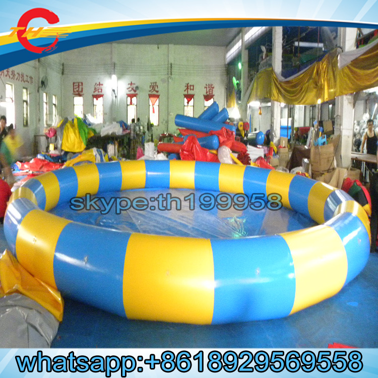 Large Inflatable Swimming Pool Giant Inflatable Pool Inflatable Pool Rental In Inflatable