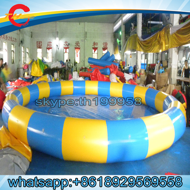Large Inflatable Swimming Pool,giant Inflatable Pool,inflatable Pool Rental