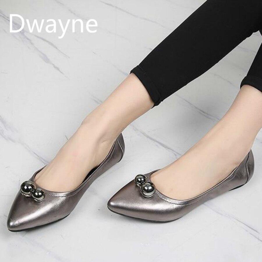 Bouche Egg argent Pointu Profonde 35 De gris Zapatos 43 rouge Peu Plat Simples Dwayne Roll Planos Bout Grande Chaussures Taille Noir Nouveau Femmes 76bgyYf