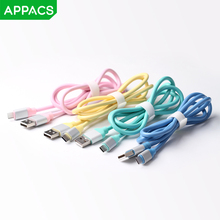 APPACS Type-C Cable Fast Charging Cable for Micro Type-C Phone Sync Data USB Cable Charge USB-C Charger Cord 1m 3.3ft retractable type c fast charging data cable 1m