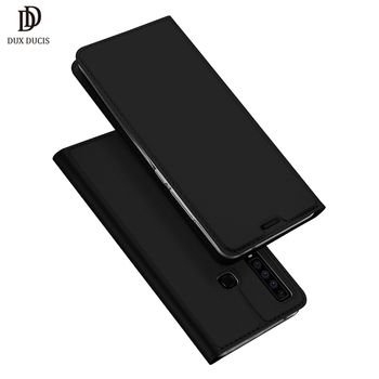 DUX DUCIS PU Leather Case For Samsung Galaxy A9 2018 Luxury Stand Flip Wallet Cover for Samsung A9 A 9 2018 SM-A920F Funda Etui