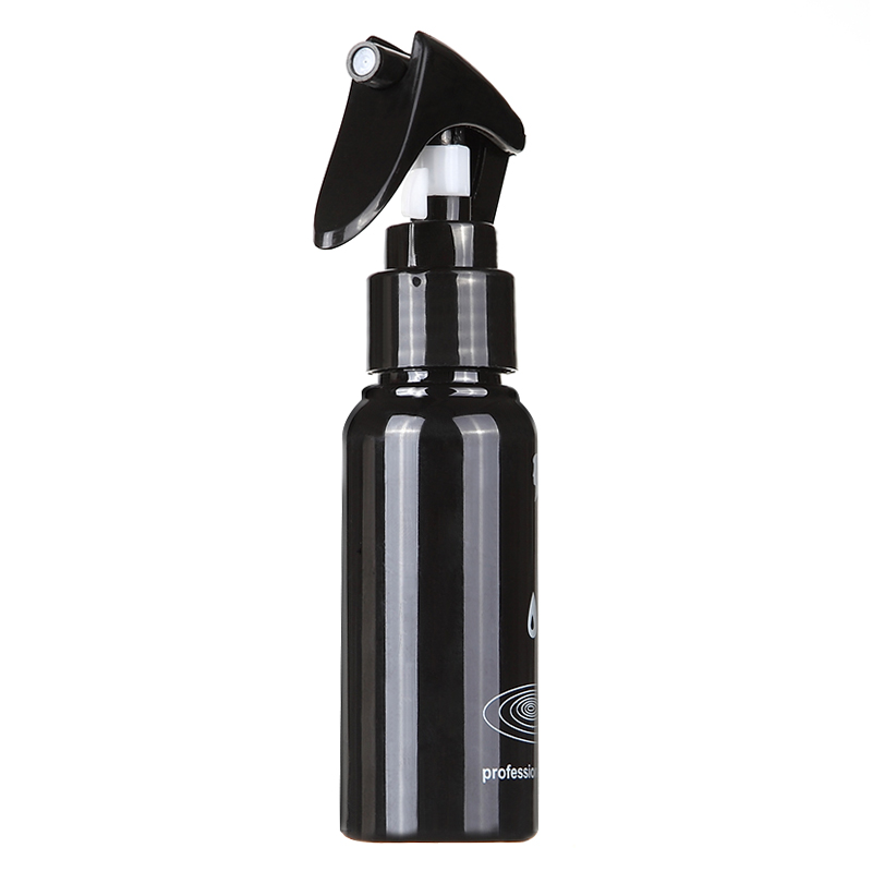 60ml Hair Salon Sprayer Refillable Bottle Pro Hairdressing Water Spray Empty Bottle Aluminum or Plastic Barber Styling Tools metal refillable bottles aluminum sprayer spray bottle hairdressing flowers water sprayer tool