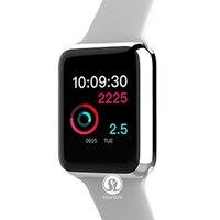 Bluetooth relógio inteligente série 4 caso para apple iphone 5 6 6s 7 8 x android telefone smartwatch pk apple assistir série 4