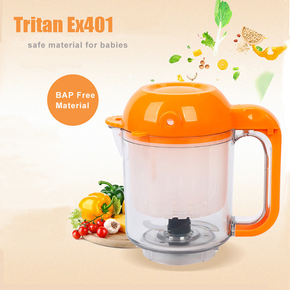 Baby Food Maker 4 in 1 Steam Cooker Blender Processor Baby Feeding Maker Organic Food Best for Toddlers and Infants  (5)