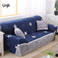 Urijk Elastic Sofa Cover Elastic Sofa Covers Towel Seater Cushion Covers For Sofa Christmas Decorations Products