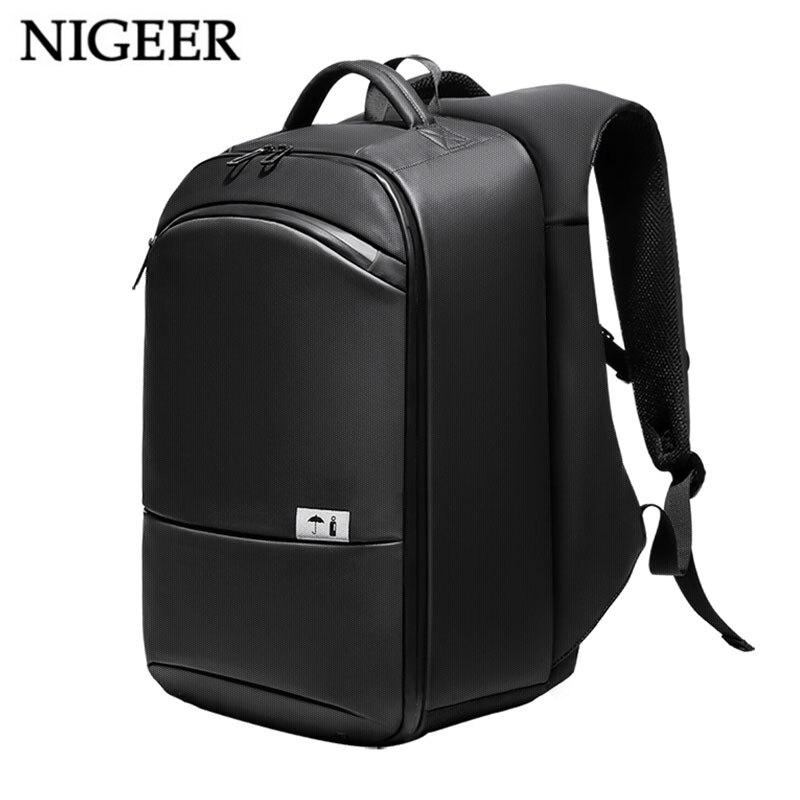 Многофункциональный 15,6 ноутбук рюкзак для Для мужчин водоотталкивающая студент подростков школьная сумка большой Ёмкость путешествия рю...