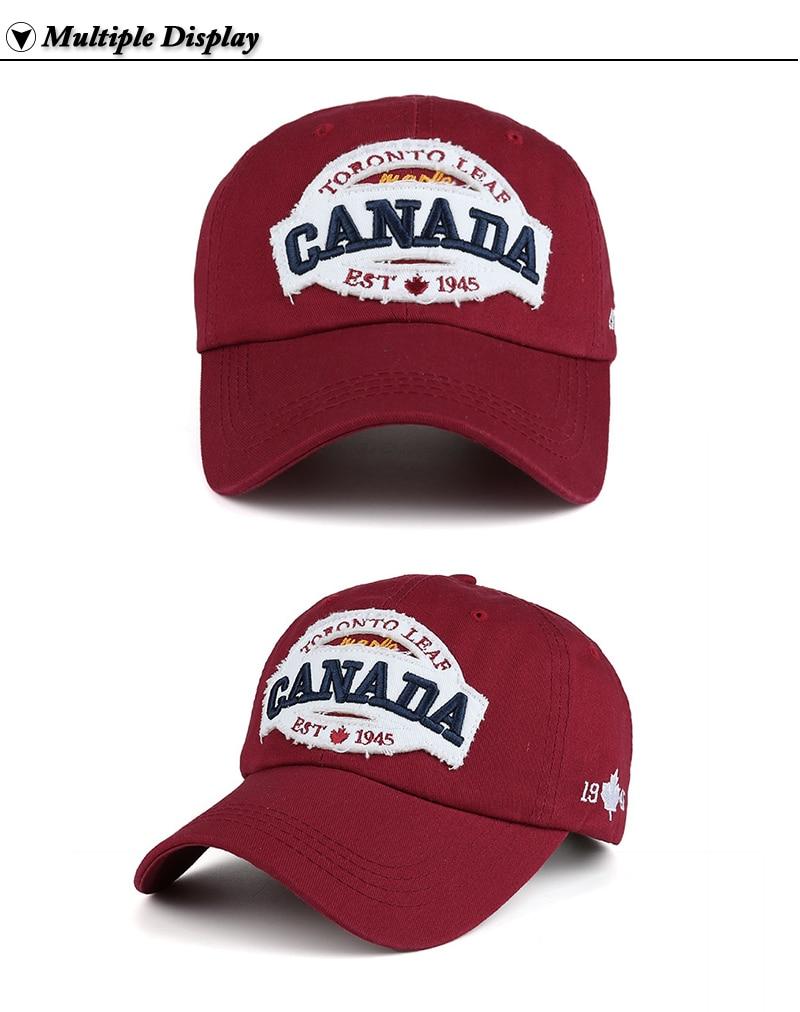946099f17fb Baseball Caps Canada Baseball Cap Canada Baseball Hat Canada ...
