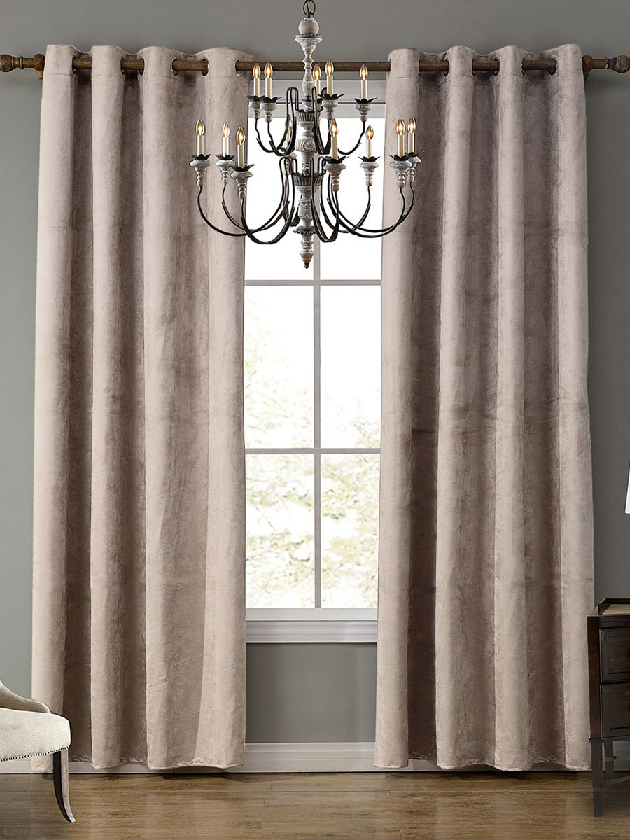 blackout suede curtains for bedroom. Black Bedroom Furniture Sets. Home Design Ideas