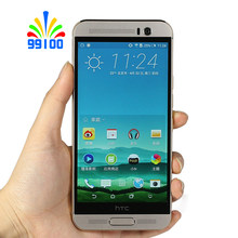 "Asli HTC One M9 + 5.2 ""Unlocked Mobile Phone M9 Plus Octa-Inti 3GB RAM 32GB ROM Pengenalan Sidik Jari 4G-LTE(China)"