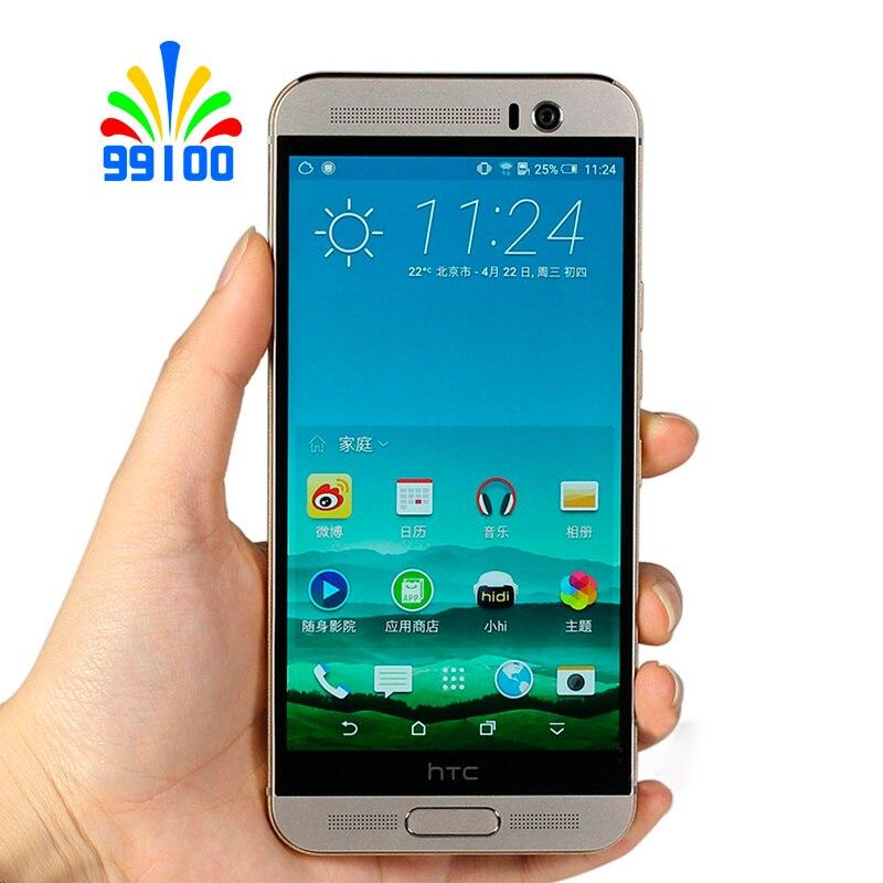 """Original HTC ONE M9 + 5,2 """"desbloqueado teléfono móvil M9 plus octa core 3GB RAM 32GB reconocimiento de huellas dactilares ROM 4G LTE-in Los teléfonos móviles from Teléfonos celulares y telecomunicaciones on AliExpress - 11.11_Double 11_Singles' Day 1"""