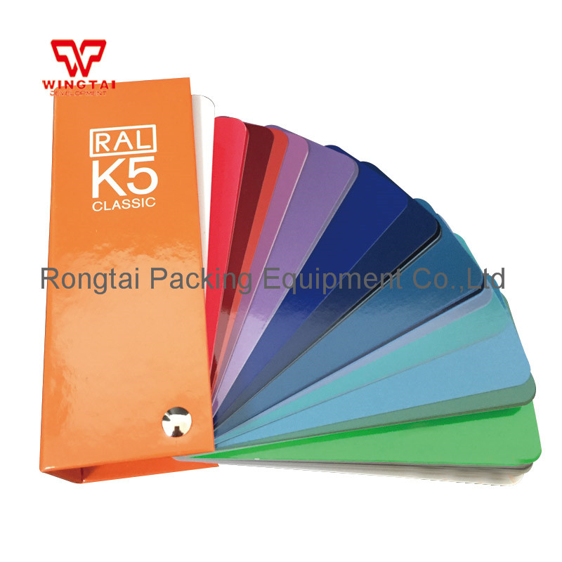RAL K5 Original Germany RAL Color Chart 213 kinds of Colors цена