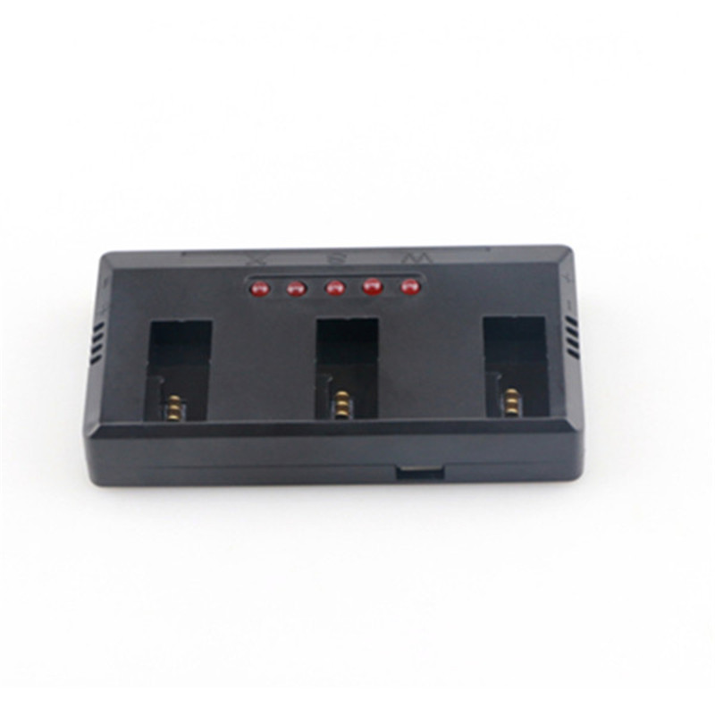 New Arrival Upgrade 1 To 5 3.7V Lipo Battery Charger For Hubsan X4 H107L H107C H107D H107P H107C+ H107D+ RC Models Accessories