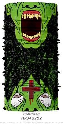3D Череп Скелет бесшовная Бандана Балаклава головная повязка мотоциклетный головной убор Байкер волшебный платок труба Шея рыболовная вуаль маска для лица - Цвет: TA18