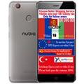 ZTE Nubia Z11 Mini С мини Qualcomm Snapdragon 625 CPU Мобильных Телефонов 4 Г RAM 64 Г ROM 23 М Камеры Мобильного Телефона 5.2 FHD 3000mA