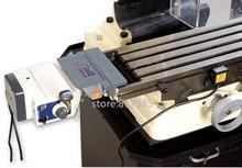 ALSGS ALB 310 200 RPM 450in lb110V 220 V Yatay güç besleme otomatik Güç tablosu Besleme freze makinesi için X ekseni