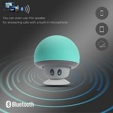 Mini Altavoz Bluetooth Llamadas Manos Libres Micrófono Para KENEKSI Rock Subwoofer Altavoces Estéreo