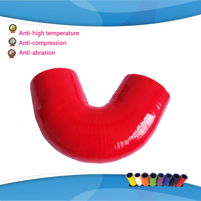 4ply 135 Degree Eblow Silicone Hose Reducer Coupler Leg Lenght 90mm