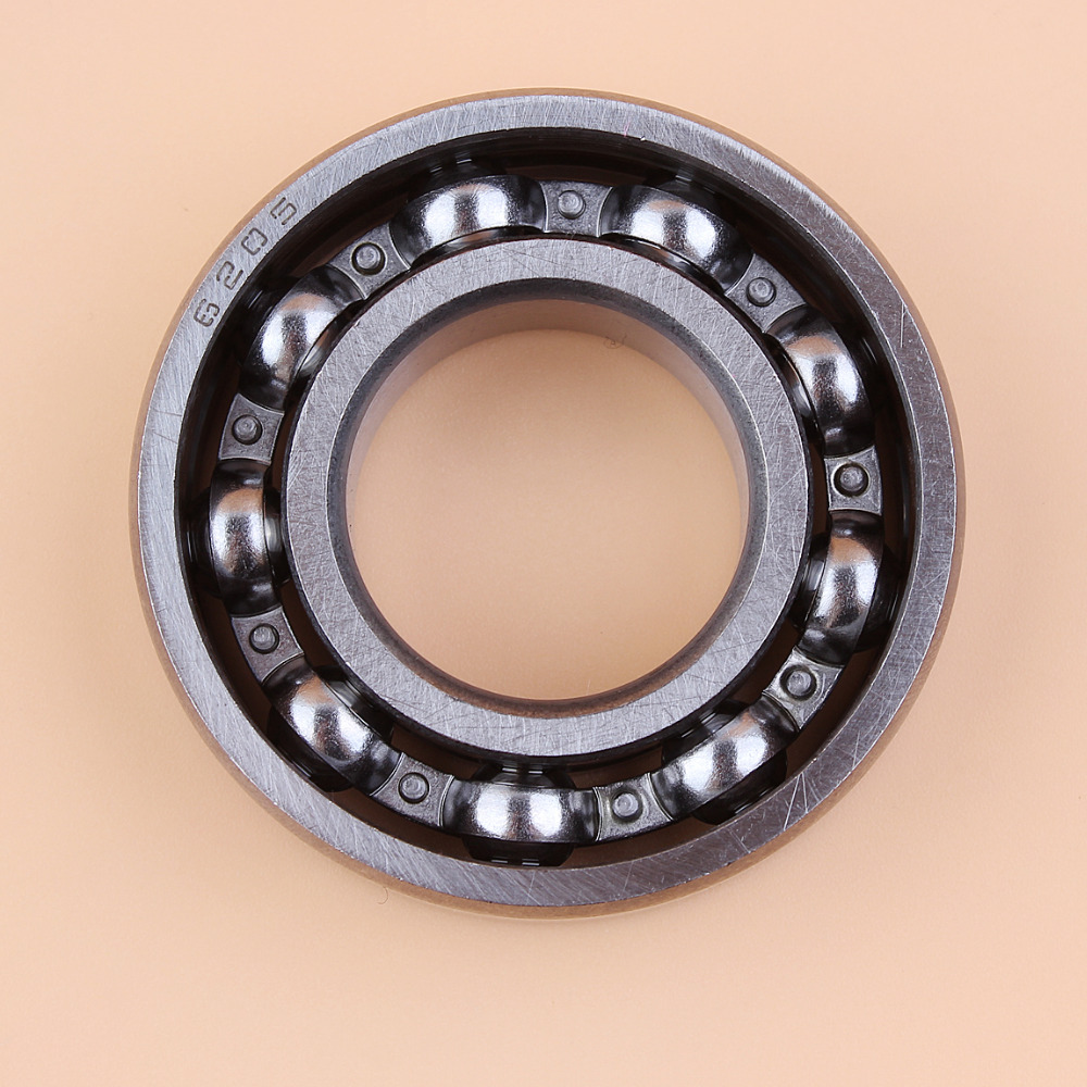 Crankcase Crankshaft Ball Bearing For <font><b>HONDA</b></font> GX120 GX140 GX160 GX200 G150 G200 <font><b>G300</b></font> GX200 96100-62050-00 #6205 Small Engine Motor image