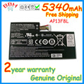 New ORIGINAL AC13F8L battery for Acer Iconia Tab A1 A1-A810 W4-820P Series AC13F3L 1CP5/60/80-2 batteries batteria AKKU
