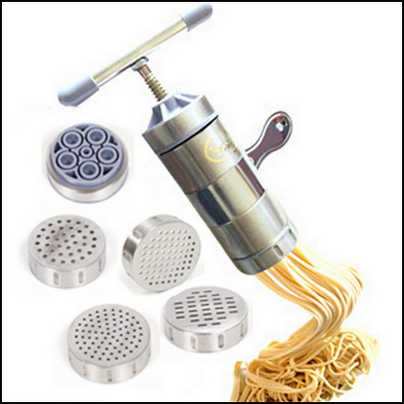 by DHL or EMS 30 pcs Stainless Steel Noodle Maker With 5...