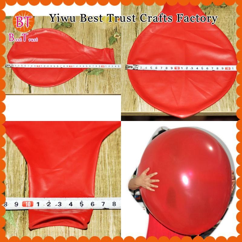 36 inch balloon size