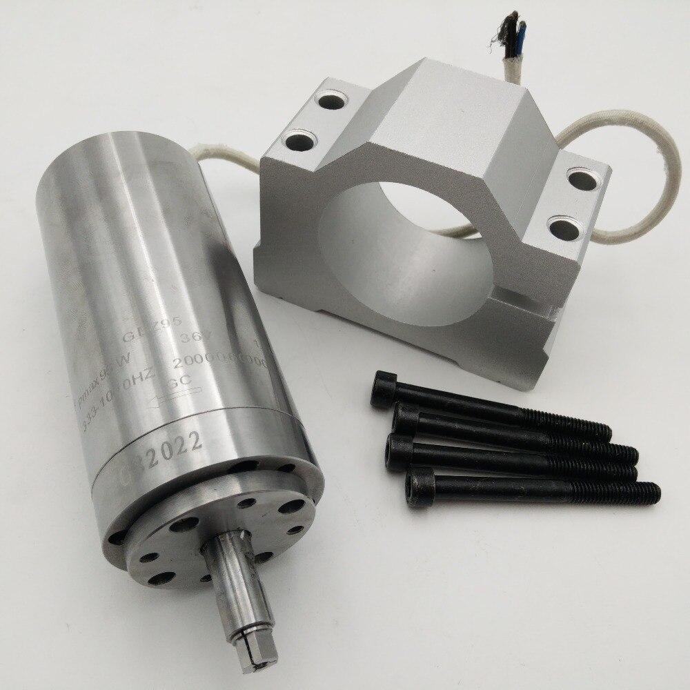 Buy Cnc 95w 36v Spindle Motor 60000rpm 2