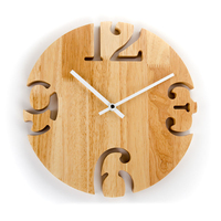 Digital Wall Clock Wood Home Decor Designer Wall Clocks Reloj Cocinahome Watches Digital Reloj De Pared Chinese Clocks 60A65